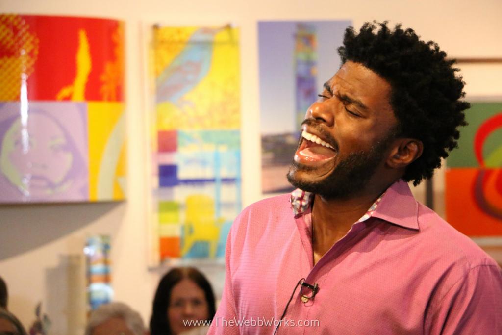 "Florida CraftArt ""The Art of Healing"" Performance"