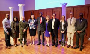Seminole State College Law Day panelists