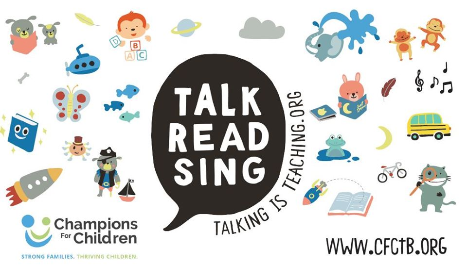 Talk Read Sing logo