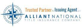 Alliant National Trusted Partner logo