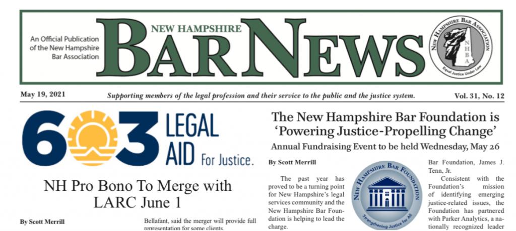 New Hampshire Supreme Court Decisions